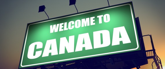 WELCOME CANADA