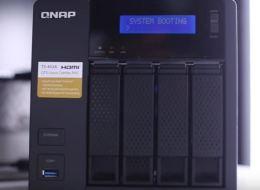 جهاز QNap TS453 للتخزين الشبكي.. 16 تيرابايت سعة تخزين وإمكانيات أخرى.. تعرَّف عليها