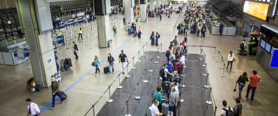 CUMBICA AIRPORT