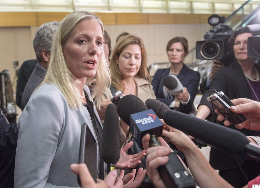 catherine mckenna ministers meeting