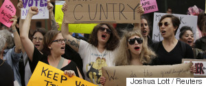 DONALD TRUMP PROTEST