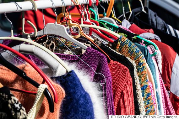 fashion used clothes