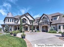 You'll Need A Lot Of Green To Buy Canadian Golf Pro's Mansion