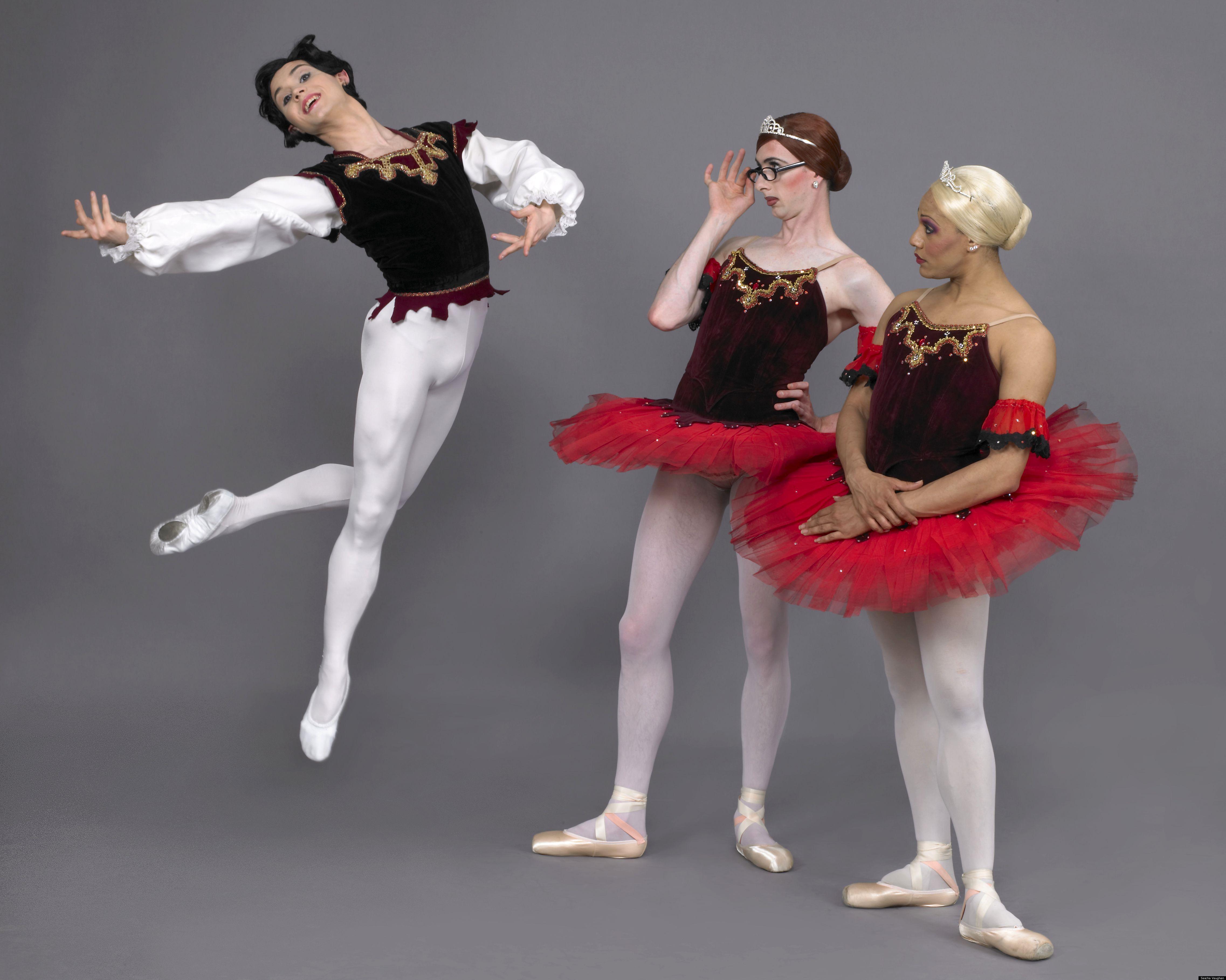 Uncategorized Funny Ballet huffpost arts interviews robert carter of les ballets trockadero de monte carlo photos video