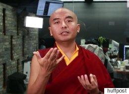 [허프라이브] '세상에서 가장 행복한 사람' 승려 밍규르 린포체가 말하는 마음의 평화를 얻는 법