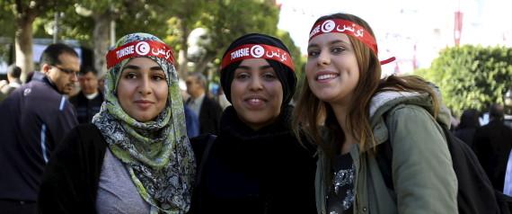 TUNISIAN WOMEN