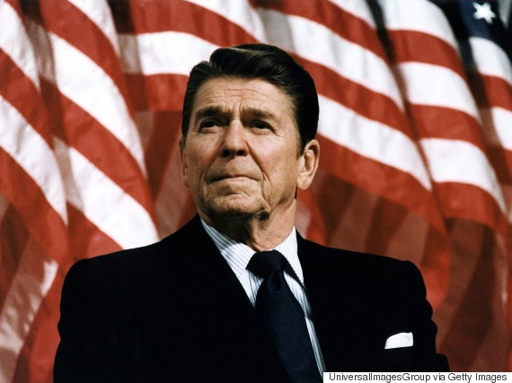 ronald reagan 1989