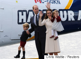 Royals' Great Canadian Tour Carried $855,000 Price Tag For Taxpayers