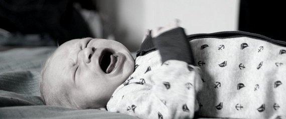 BABY SCHLAFTRAINING