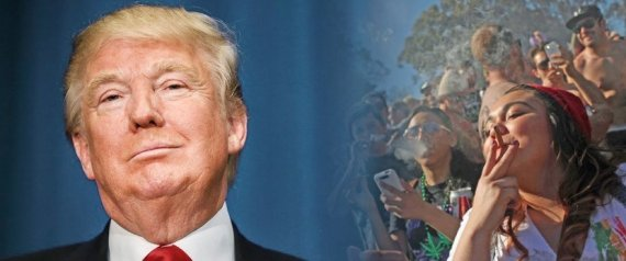 TRUMP AND SMOKING