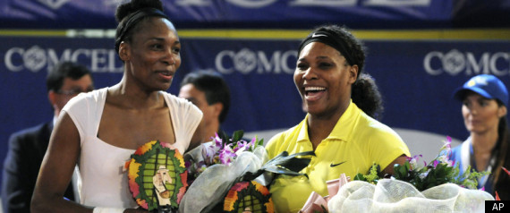 Serena Venus Williams Fed Cup