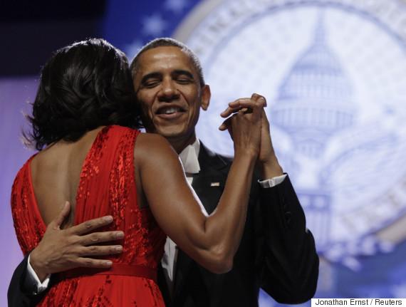 obama dance michelle