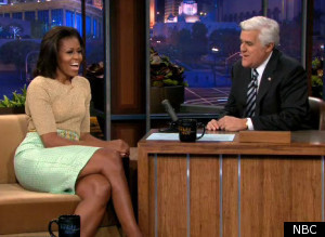 Michelle Obama Tonight Show