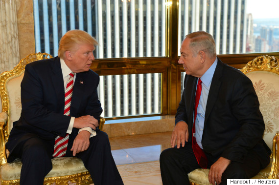 Netanyahu Orders Cabinet Ministers To Attend Trump's Welcoming Ceremony