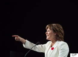 B.C. Premier Glad 'Terrible Affair' Of U.S. Election Is Over