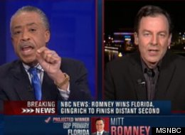 WATCH: Sharpton's Explosive, Shocking Race Argument With Former Gingrich Aide