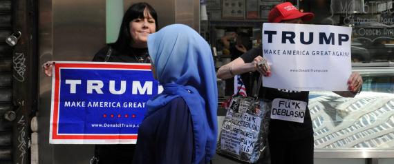 MUSLIMS IN AMERICA