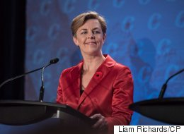 Kellie Leitch's Pepper Spray Proposal Called 'Offensive' To Women