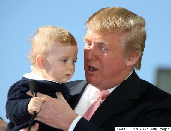 little donald barron