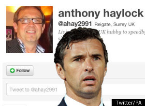 Gary Speed Anthony Haylock