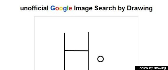SEARCH BY DRAWING GOOGLE