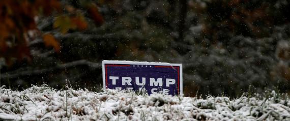 TRUMP SNOW