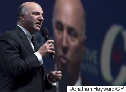 Kevin O'Leary Suggests Selling Senate Seats