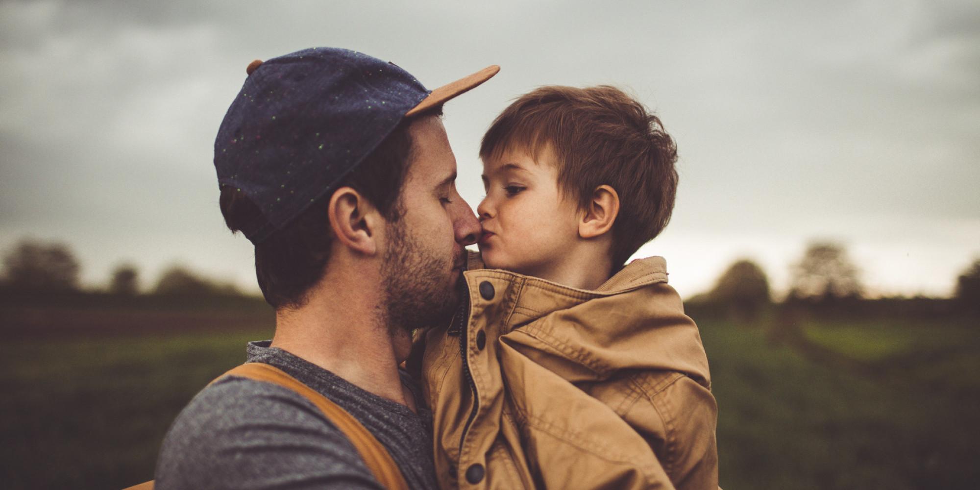 Das brauchen Kinder wirklich von ihren Eltern
