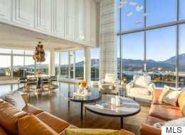 Ce penthouse de Vancouver est le plus cher au Canada