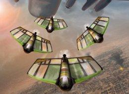طائرة قابلة للأكل! اخترعها بريطاني لمساعدة المنكوبين في سوريا.. اكتشف مواصفاتها