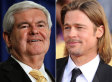 Newt Gingrich: Brad Pitt Should Play Lead Role In My Movie (AUDIO)
