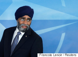 Sajjan Got Ahead Of Things With Peacekeeping Revelation: Staffer