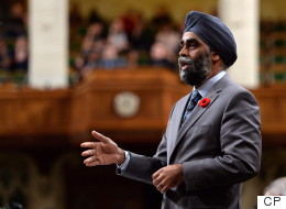 Trump's Victory Doesn't Change Canada's Commitment To NATO: Sajjan