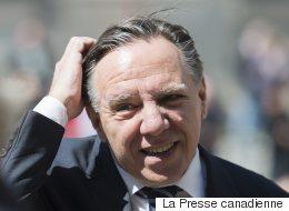 François Legault se dit confortable dans l'idée d'être comparé à Trump