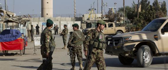 AFGHANISTAN USA ARMY