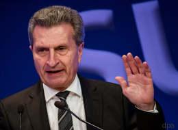 EU-Kommissar Oettinger will die Finanzierung der EU revolutionieren