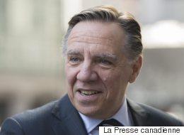 François Legault veut rallier les électeurs anglophones