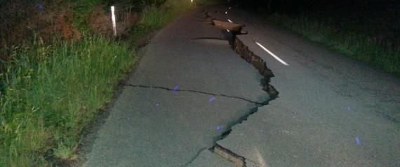 NEW ZEALAND EARTHQUAKE 2016 NOV