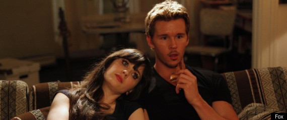 New Girl Ryan Kwanten
