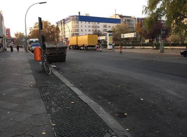 strich berlin