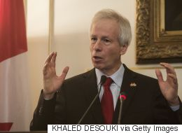 Foreign Minister Stéphane Dion's Visit To Africa
