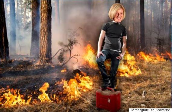 notley wildfire