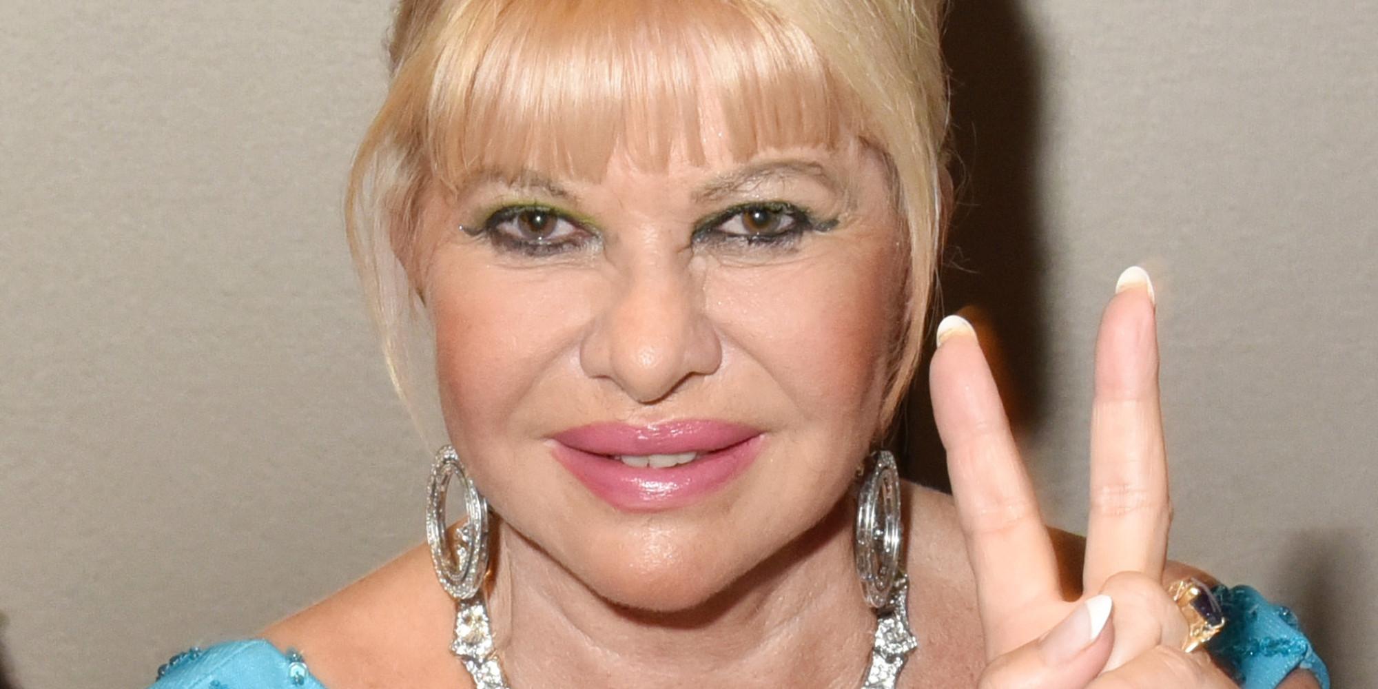 Ivana Trump Wants To B...