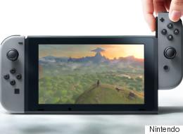 On connaît (peut-être) le prix de la nouvelle console de Nintendo