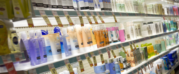 DRUGSTORE COSMETICS