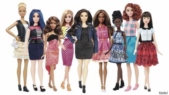 Ashley Graham a maintenant sa Barbie taille plus!
