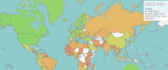 GLOBAL ENTREPREUNERSHIP INDEX