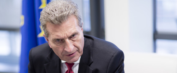 GNTHER OETTINGER