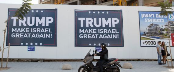 TRUMP AND ISRAEL