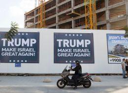 Le Moyen-Orient et Donald Trump
